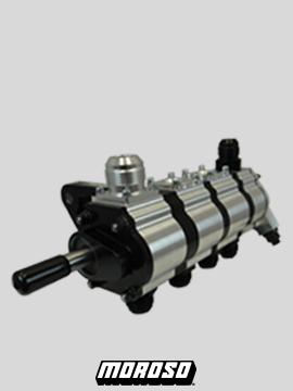 Oil Pumps, External Dry Sump