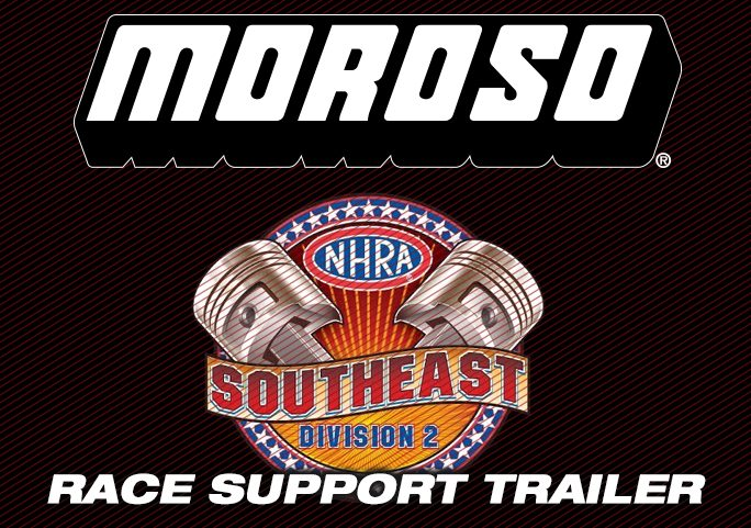 NHRA Divisional, Gainesville, FL- Moroso Race Support Trailer