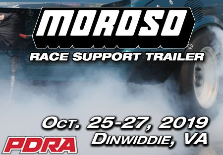 PDRA National Event, Dinwiddie, VA- Moroso Race Support Trailer