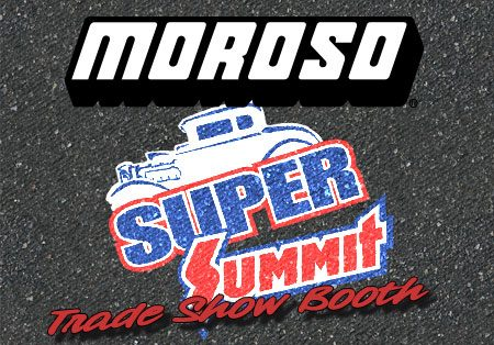 Super Summit Show, Norwalk, OH- Trade Show Booth