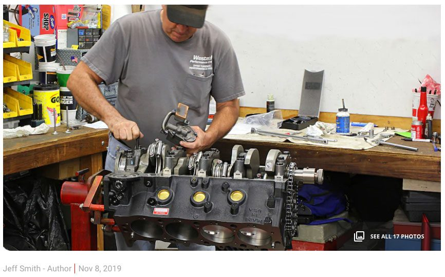"Hot Rod: Featured Article! ""Building Your First 540-Inch Edelbrock Big-Block Chevy"""