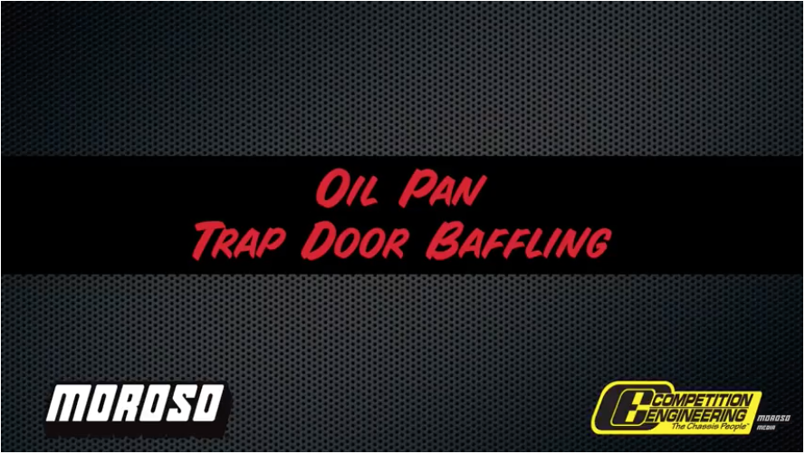 Dragzine Feature: The In's and Out's of Oil Pan Trap Door Baffling