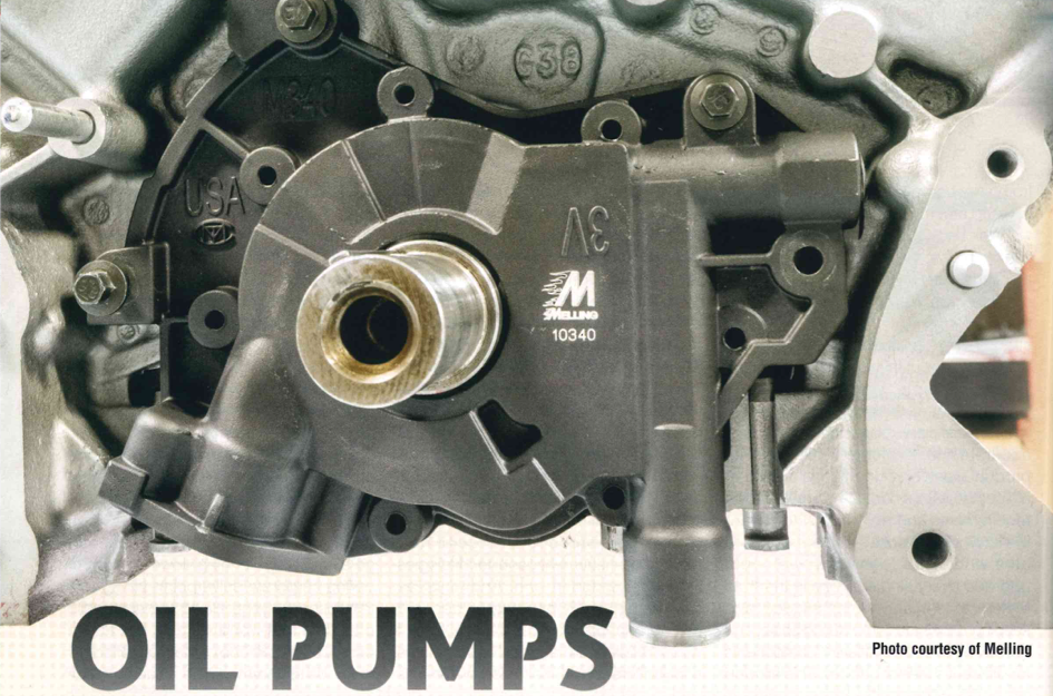 Performance Racing - Oil Pumps