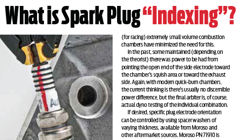 What Is Spark Plug Indexing?