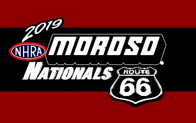 NHRA National Event, Chicago, IL- Moroso Race Support Trailer
