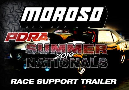 PDRA National Event, Adel, GA- Moroso Race Support Trailer