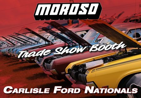 Carlisle Ford Nationals, Carlisle, PA- Trade Show Booth