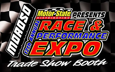 Motor State Presents: 12th Annual Race & Performance Expo