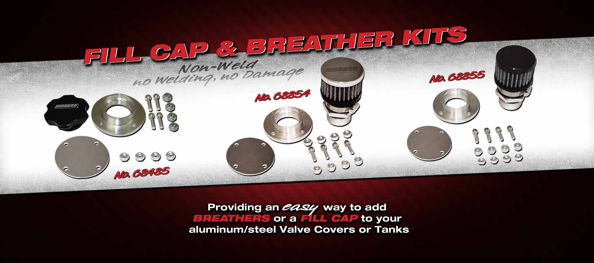 Breather Kits