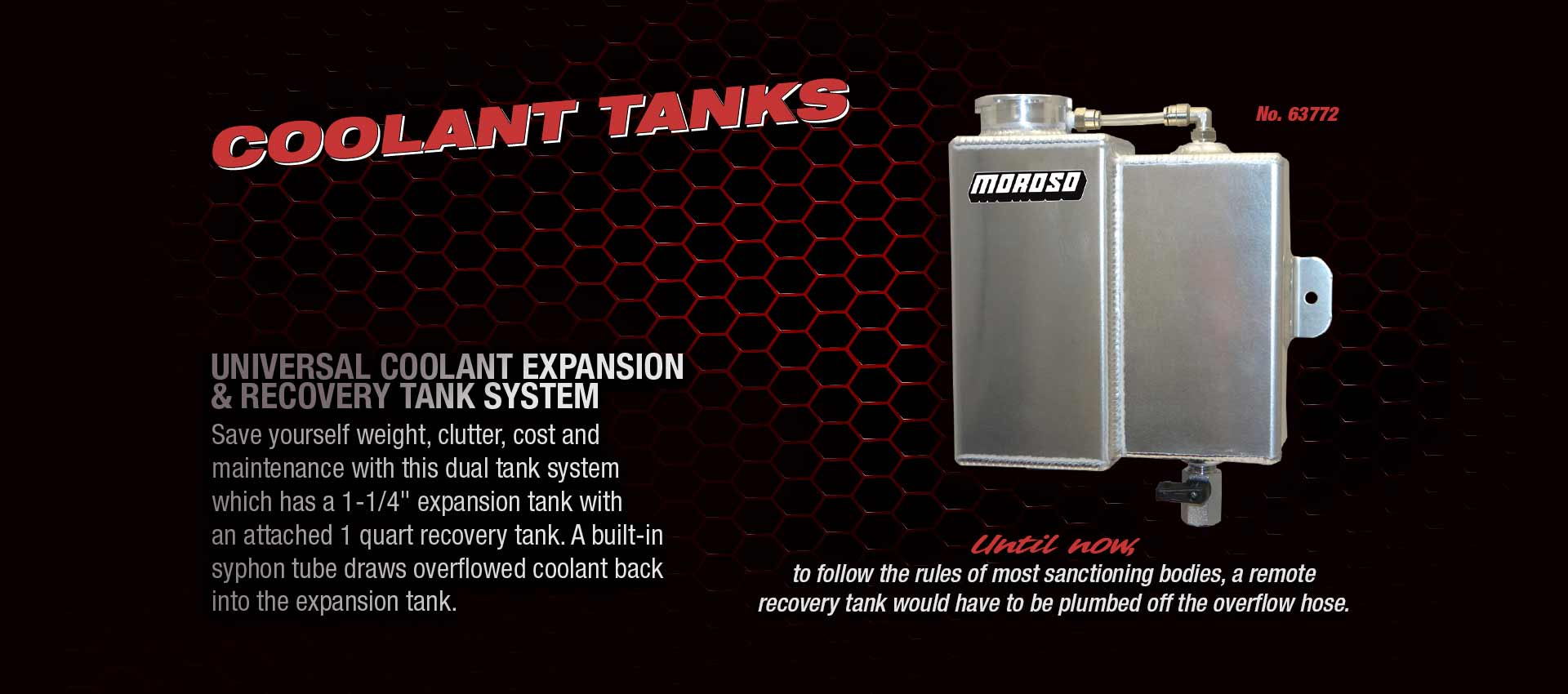 Coolant Tanks